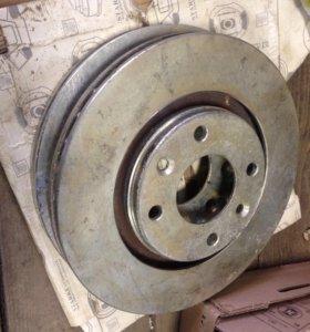 Тормозные диски Peugeot Citroen 4249.G1 4246.W1