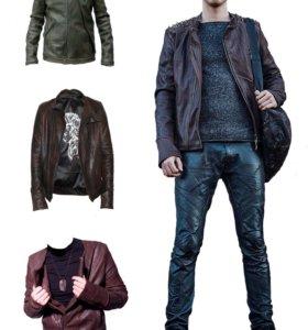 Куртки косухи от бренда dagon