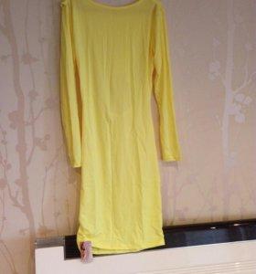 Пляжное платье.новое с этикеткой