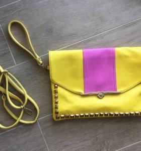 Новый клатч, сумочка