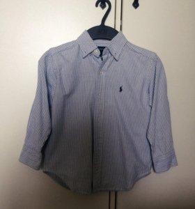 7 рубашек + пиджак