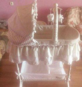 Люлька кровать
