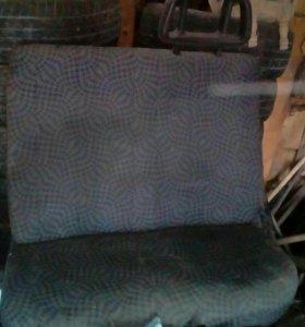 Сиденья двойные на газель 1 шт ,на ваз 2102,2112