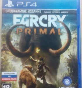 Диск для ps4 FarCry primal