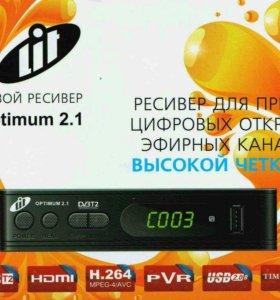Ресиверы Т2 для цифрового эфирного телевидения