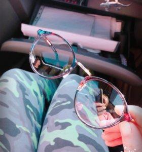 очки для имеджа