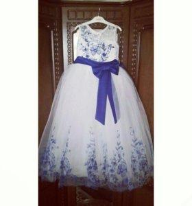 Платье на выпускной,детское