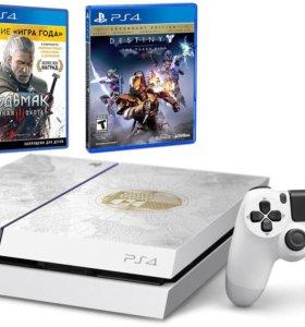 Бандл PS4 Destiny + игры