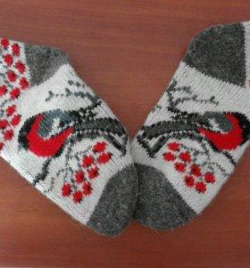 Носки Новые шерсть