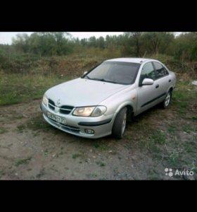Nissan Almere 1.5 2001