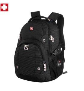 Новый фирменный рюкзак SwissWin 7213