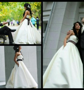 Свадебное платье раз. 42-46