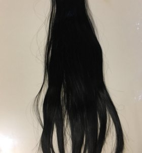 Новый хвост из искусственных волос
