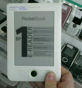 Эл. книга Pocket Book 611 Wi-Fi