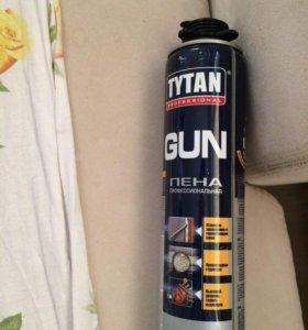 Продаю пену титан gun