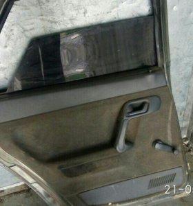 Дверь левая задняя ВАЗ-2110,2112