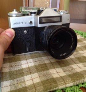 Фотоаппарат зеркальный Зенит Е
