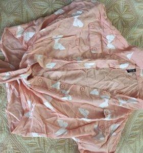 Блузы , юбка, кофта