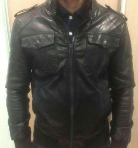 Кожзам куртка Colin's