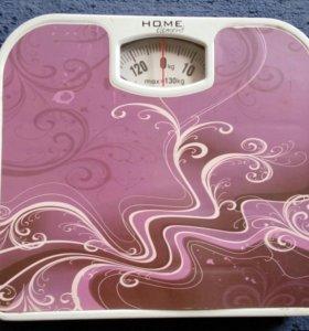 Весы напольные Home element до 130 кг