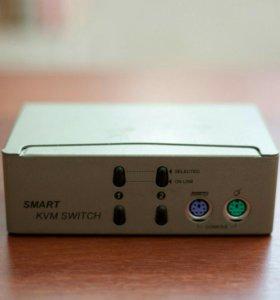 Переключатель KVM switch CAS271