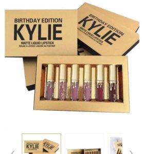 Набор помад Kylie 650 р 6 цветов