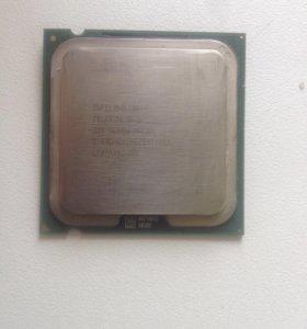 Процессор Intel® Celeron® D Processor 336