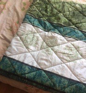 2х спальное одеяло