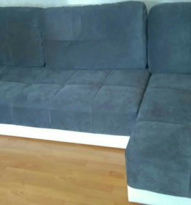 Угловой диван с механизмом