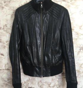 Куртка кожа  р.42-44