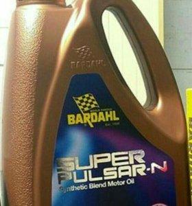 Масло синтетическое Bardahl super-n 5w40 4литр