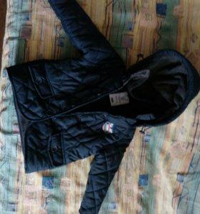 Детская курточка (осень/весна)