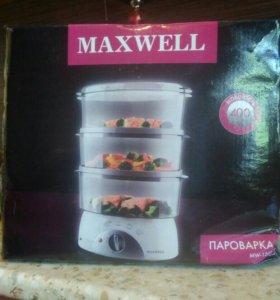 Пароварка Maxwell