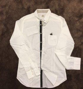 Рубашка LIBERTY ROSE (Италия, 100% хлопок)