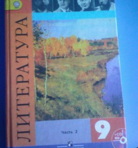 Литература 9 класс