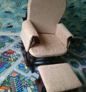 Кресло качалка гляйдер