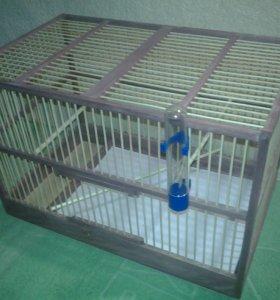 ЭКО клетка для птиц