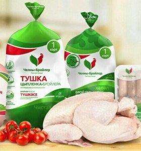 Мясо птицы Челны-Бройлер, колбасы,субпродукты,фарш