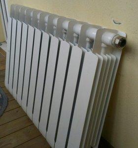 Радиатор отопления биметалл