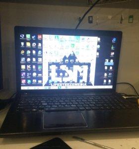 Ноутбук Lenovo g580
