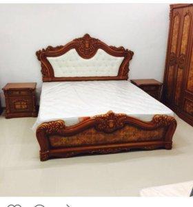 Спальня новая !