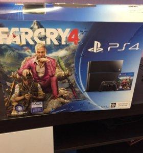 Приставка PS4 500 , Sony PlayStation 4.