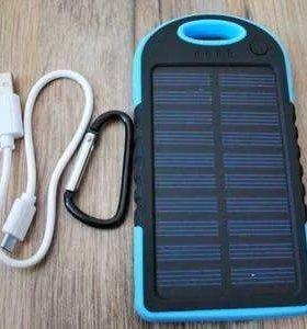 Аккумулятор solar power bank 30000 mAh