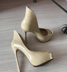 Туфли Gianni Renzi couture