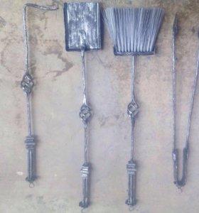 Набор для камина(мангала)