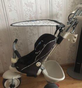 Детский велосипед Smart Trike Recliner 4 в 1
