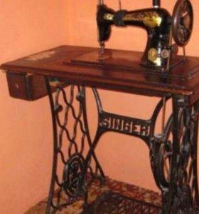 Зингер швейная машинка