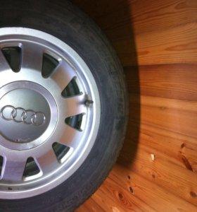 Колеса Audi A4