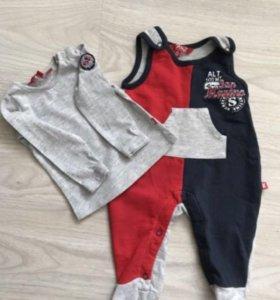 2 комплекта одежды