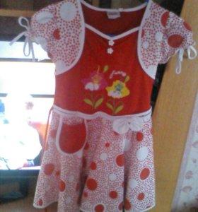 Платья детские.